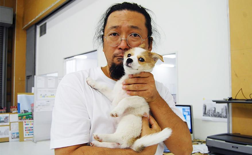 村上 隆 プロフィール画像